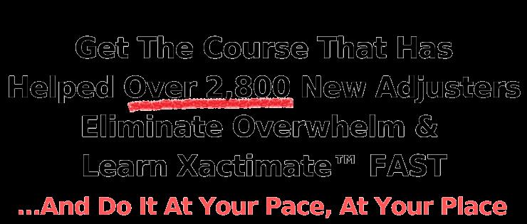 Xactimate Course Checkout